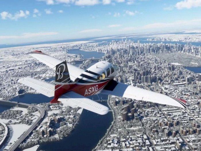 Microsoft Flight Simulator Dapatkan Dukungan VR di Update Desember 2020 Ini