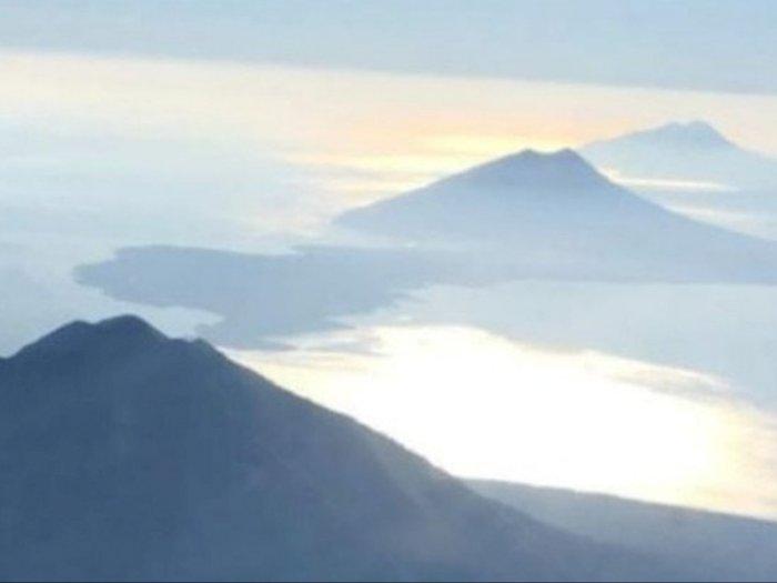 Gunung Ili Lewotolok Erupsi Capai 4000meter, Warga Diminta Jauhi Radius Berbahaya