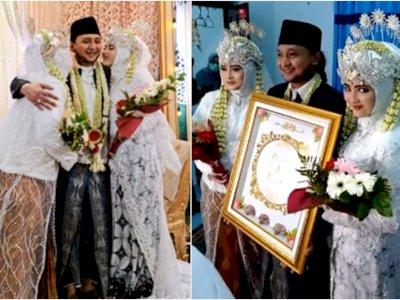 Viral Pria Madura Nikahi Dua Wanita Cantik Sekaligus, Netizen Kalah Telak