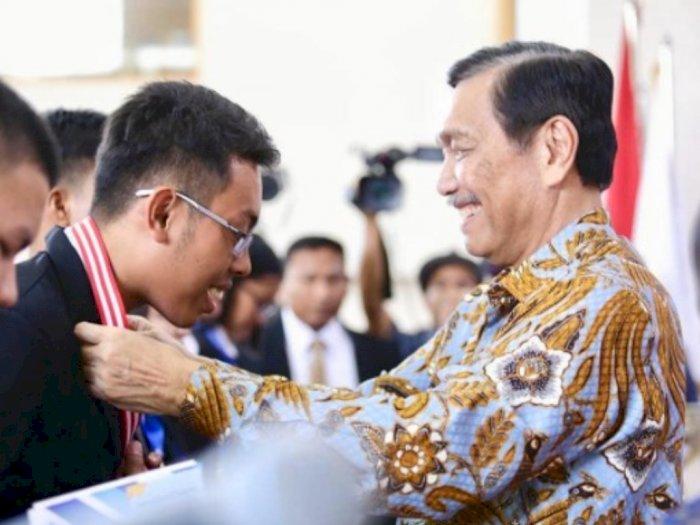 Luhut Pamer! Sekolah Miliknya Diklaim Terbaik Ketiga di Indonesia, 'Inilah Impian Saya'