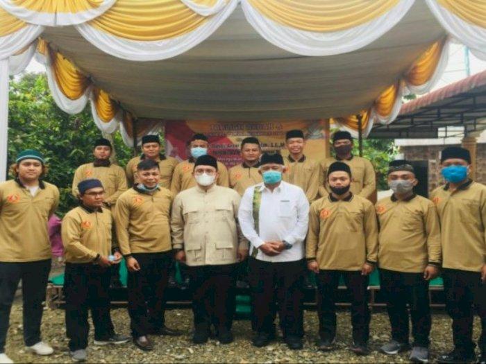 Hadiri Pelantikan Pemuda Muhammadiyah di Langkat, Dahnil Anzar Berikan Nasihat Ini
