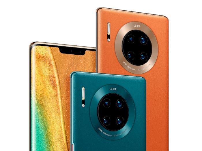 Huawei Mulai Gulirkan EMUI 11 untuk Smartphone P40, P40 Pro, dan Mate 30 Pro