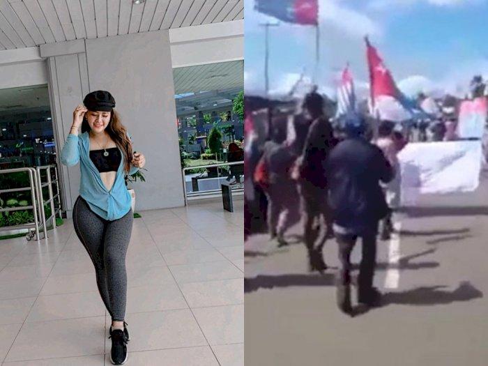 POPULER: Selebgram Ayu Wulantari Lompat dari Lantai 4, Rakyat Papua Rayakan Kemerdekaan