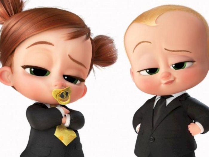 Sinopsis dan Trailer 'The Boss Baby: Family Business' yang Tayang 2021