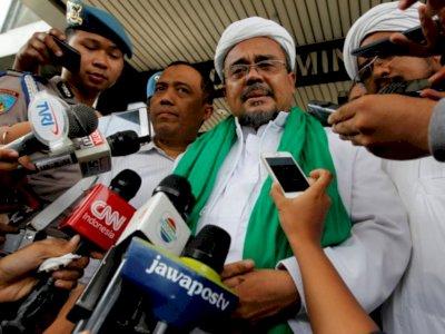 Kapolres Bogor: Habib Rizieq Kabur dari RS Ummi Lewat Pintu Belakang