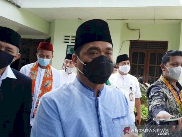 Positif COVID-19, Ucapan Wagub DKI Jakarta Ahmad Riza Patria Mengejutkan, 'Alhamdulillah'