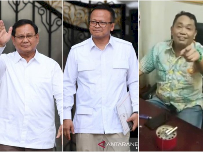 Arief Puyuono Sebut Edhy Prabowo Manusia Gak Ada Gunanya 'Si Gembala Lobster' Itu