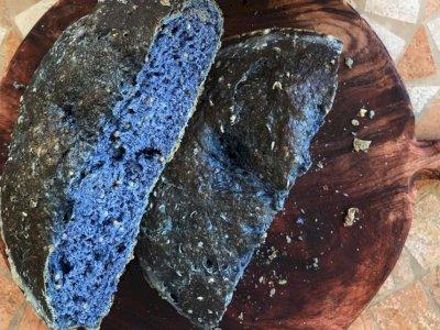 Buah Ini Ubah Makanan Apapun Menjadi Biru yang Indah