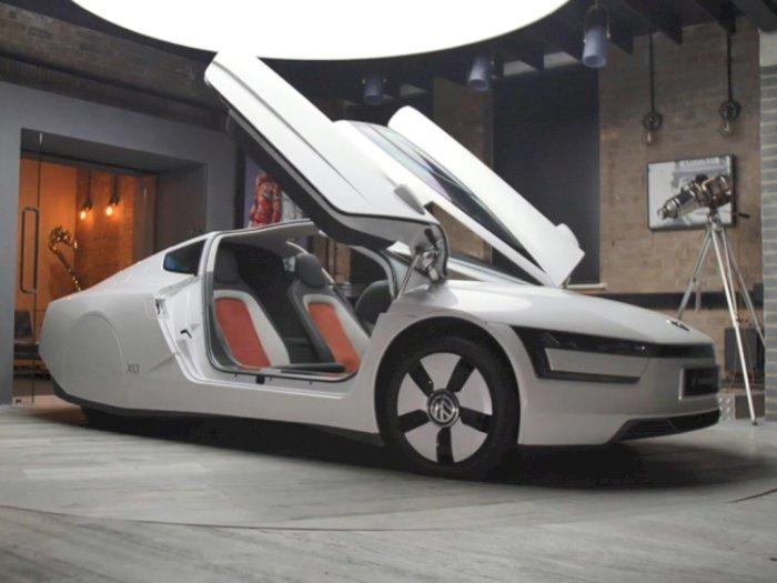 XL1 Merupakan Mobil Volkswagen Paling Langka yang Pernah Diproduksi Sepanjang Sejarah