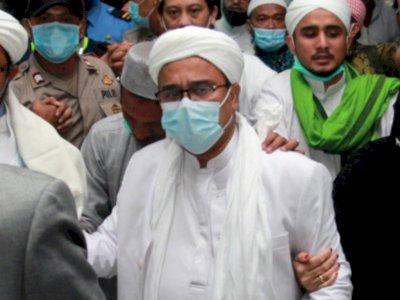 Kapolres Bogor Sebut Rizieq Shihab Kabur dari Rumah Sakit, FPI: Lagi Musim Cari Muka