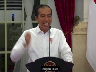 Teroris Bantai Satu Keluarga, Jokowi Murka, 'Bongkar Jaringan Itu Sampai ke Akar-akarnya'