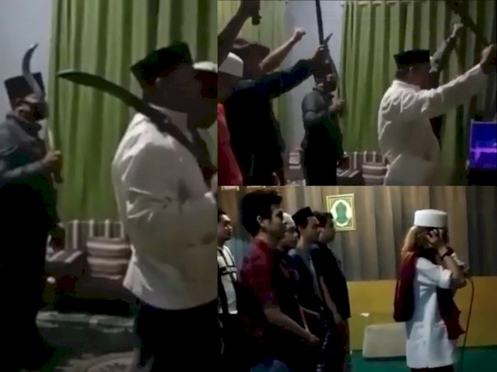 Geger Video Azan Berisi Ajakan Jihad Sambil Acungkan Parang, Reaksi Pemerintah Mengejutkan