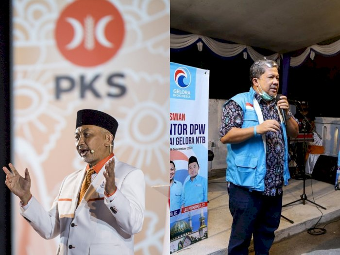PKS Luncurkan Logo Baru, Fahri Hamzah Sindir dan Ingatkan Bayar Utang Rp30 Miliar