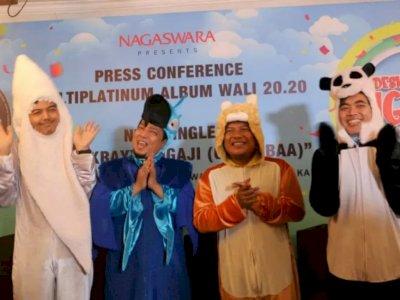 Wali Rilis Lagu untuk Anak-anak Bertajuk 'Ondeskrayyy Ngaji'