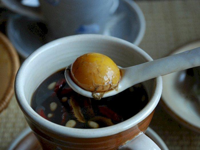 Ssanghwatang, Teh Tradisional dengan Kuning Telur Asal Korea Selatan