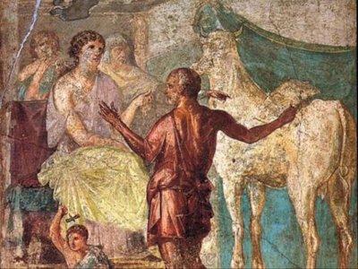 Mitologi Pasiphae, Ibu dari Minotaur Manusia Setengah Banteng