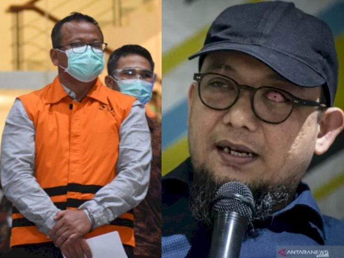 Rahasia KPK Terbongkar! Novel Baswedan Ungkap Cara Penyidik Mampu Bekuk Edhy Prabowo