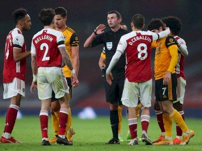 Arsenal 1-2 Wolves: The Gunners Makin Terpuruk di Liga Premier, Merosot ke Posisi 14