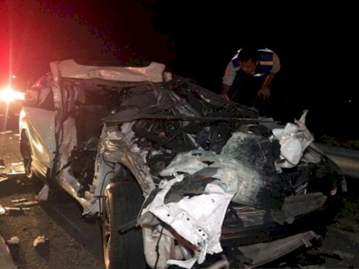 Kecelakaan di Tol Cipali, 10 Orang Tewas, Satu Korban Berasal dari Sumbar