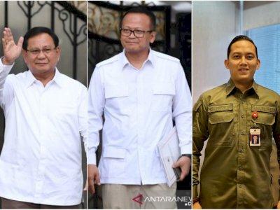 Edhy Prabowo Jadi Tersangka KPK, Ajudan Prabowo Singgung Hukum Alam, Ini Katanya
