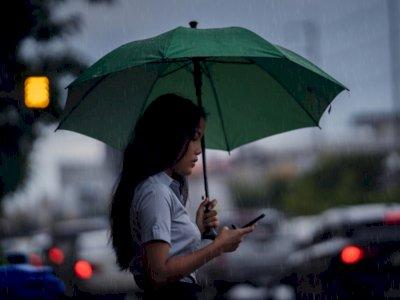 Waspada Potensi Hujan Lebat di Sejumlah Wilayah Indonesia