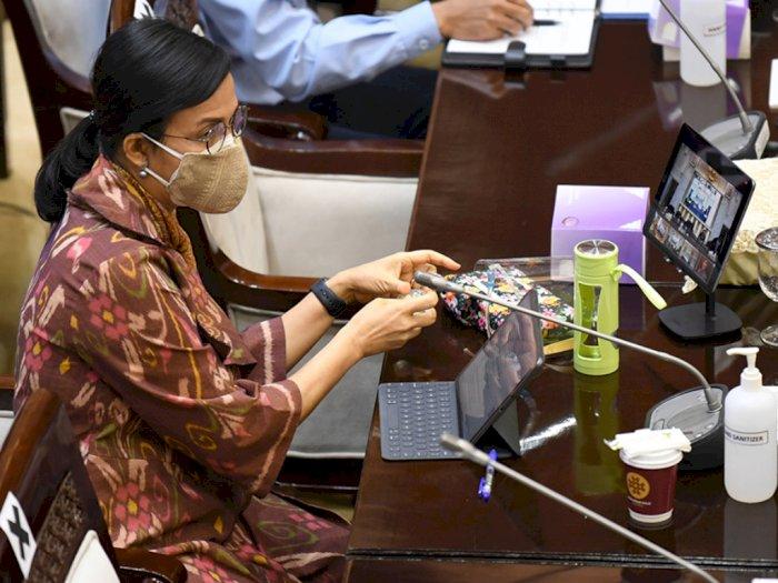 681.000 Tenaga Kesehatan Telah Terima Insentif, Menkeu: Total Realisasi Anggaran Rp5,55 T