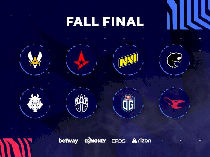 Mousesports dan Furia Sukses Juarai Turnamen BLAST Premier Fall Showdown!