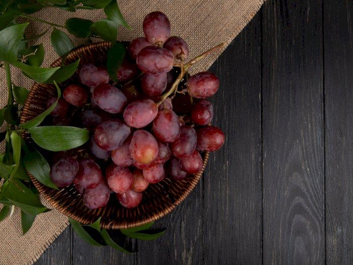 Kandungan Anti-inflamasi pada Anggur Membantu Mengurangi Sakit Punggung