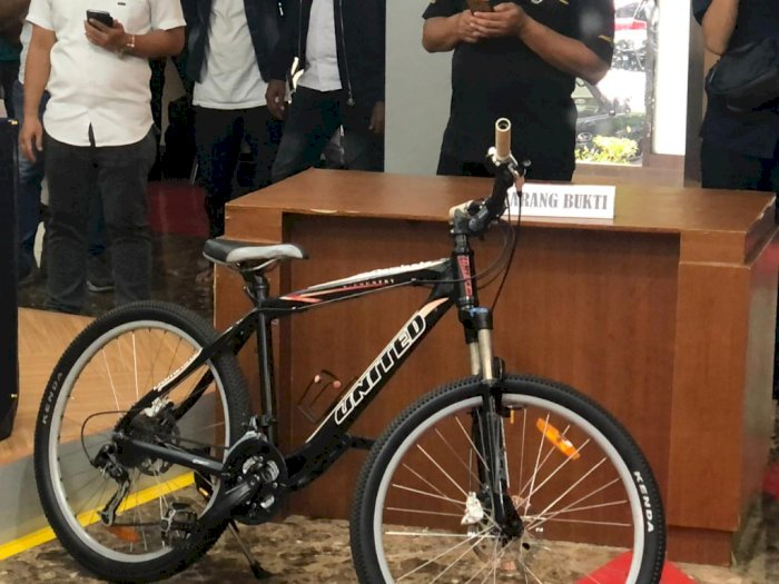 Lima Kali Beraksi Curi Sepeda, Sindikat Ini Diciduk Polda Metro Jaya