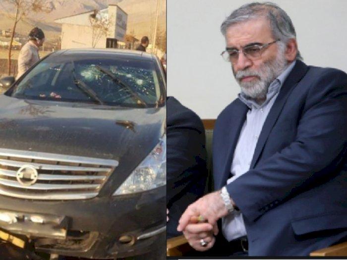 Israel Masih Bungkam Terkait Ilmuwan Nuklir Iran yang Tewas Diberondong Tembakan
