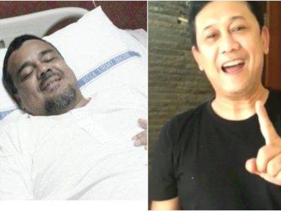 Denny Siregar Tak Mau Bilang Rizieq Shihab Kabur: Beliau Hijrah Lewat Pintu Belakang