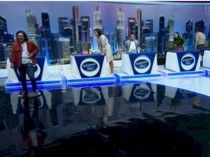 Viral Video Peserta Indonesian Idol Nyanyi Lagu TikTok Bale-bale Bikin Dewan Juri Terbahak