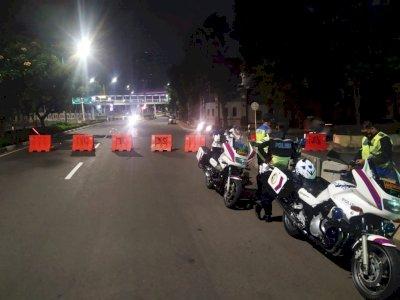 Berani Balap Liar di Jakarta, Penjara 1 Tahun hingga Denda Rp3 Juta Menanti