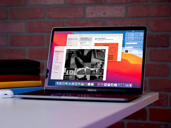 MacBook dengan Prosesor Apple M1 Masih Bisa Jalankan OS Windows 10!