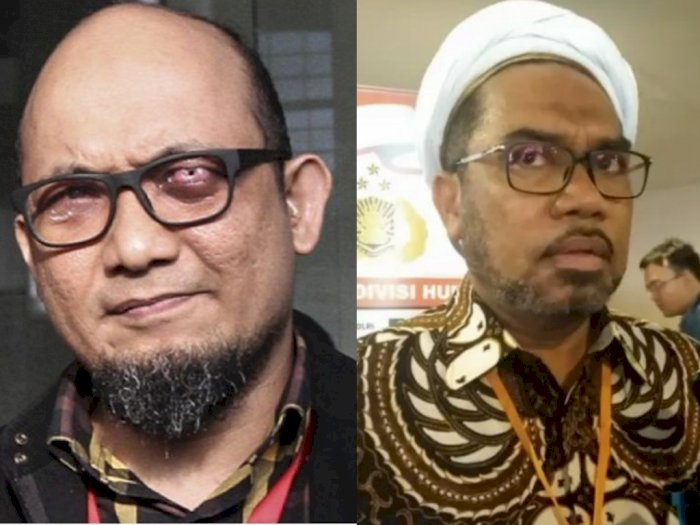 Mengejutkan! Novel Baswedan Ungkap Alasan Ngabalin Tak Diperiksa Walau Ikut Edhy Prabowo