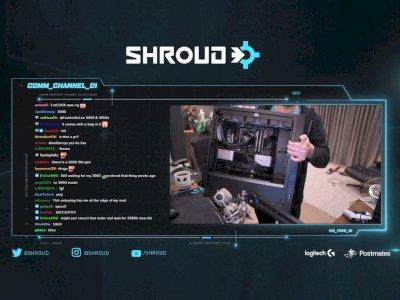 Shroud Kejutkan Para Penggemar Setelah Pamerkan Setup PC Terbarunya!