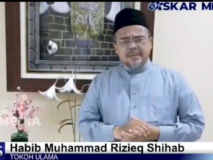 Sebelum Keluar dari RS Ummi, Habib Rizieq Shihab Bikin Video: Jaga Protokol Kesehatan