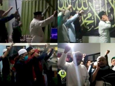 Heboh! Video Azan Berisi Ajakan Jihad dan Tenteng Parang Beredar, Polisi Turun Tangan