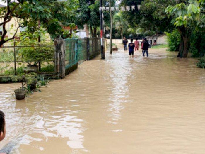 Prediksi BMKG, Ancaman Banjir di Sumut Berakhir pada Desember