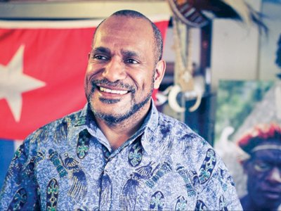 Deklarasikan Republik Papua Barat, Benny Wenda Jadi Presiden Sementara