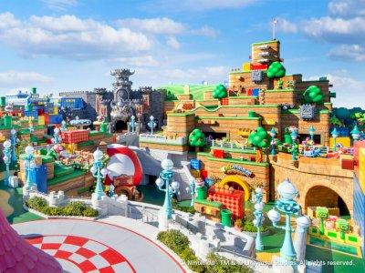 Taman Hiburan Super Nintendo World Segera Dibuka 4 Februari Mendatang!