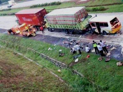Sering Makan Korban, Ini Sederet Penyebab Kecelakaan di Tol Cipali