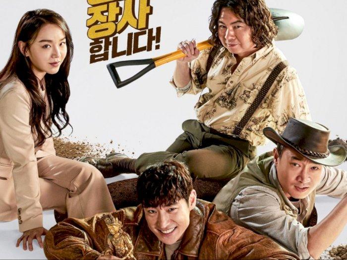 Sinopsis 'Collectors (2020)' - Misi Sekelompok Ahli Pencuri Harta Karun Korea