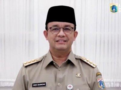 Anies Baswedan Positif Covid-19, 'Pak Gub' Jadi Trending Topik: Didoakan Cepat Sembuh