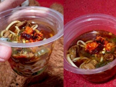 Viral Mie Ayam Dijual Cuma Seharga Rp2 Ribu, Netizen Salfok ke Porsinya tapi Tetap Ngiler