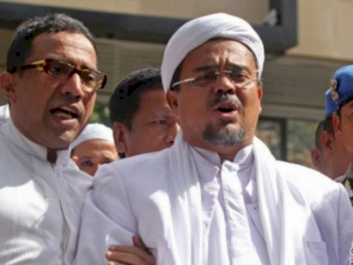 Jika Mangkir, Polisi Akan Panggil Ulang Habib Rizieq Pada 3 Desember 2020