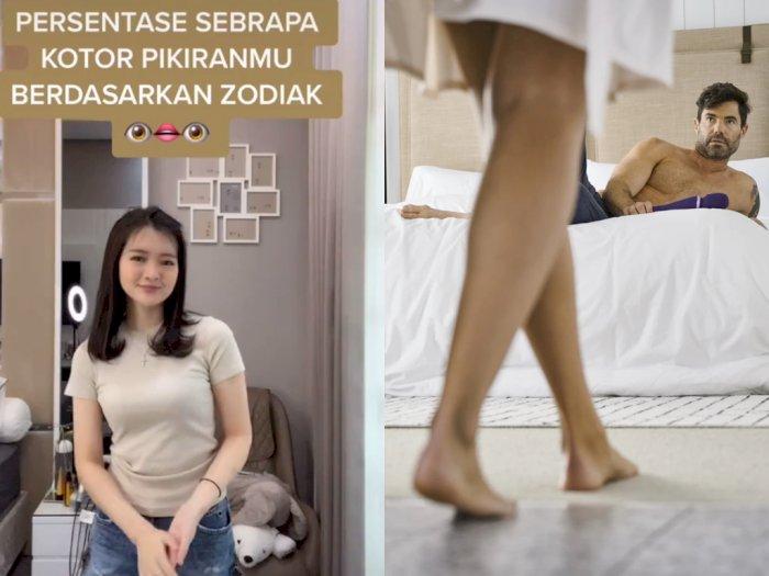 Wanita Cantik Bikin Persentase Seberapa Mesum Pikiran Berdasarkan Zodiak, Scorpio Ketuanya