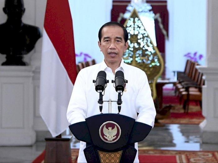 Terkait Pengendalian COVID-19 di Tanah Air, Presiden Jokowi Optimistis Membaik