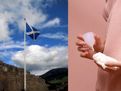 Ramah Wanita, Skotlandia Jadi Negara Pertama yang Sediakan Pembalut dan Tampon Gratis