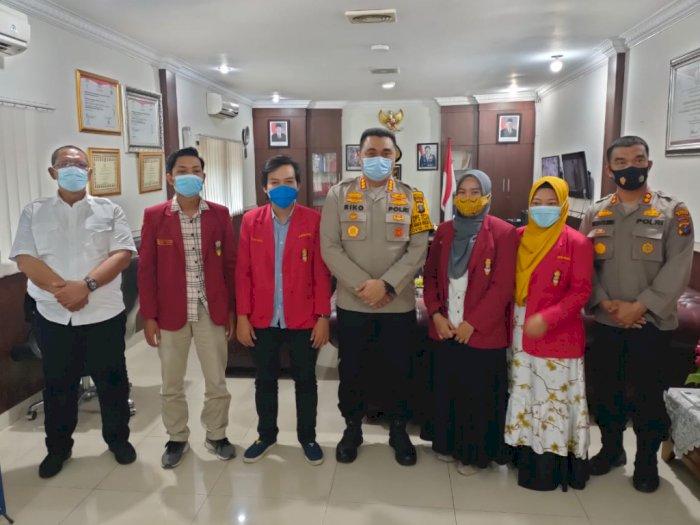 IMM Medan Audiensi dengan Kapolrestabes Medan, Apa yang Dibahas?